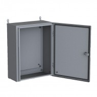 Surface-mounted enclosures with mounting plate IP54