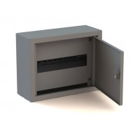 Modular distribution boards surface-mounted